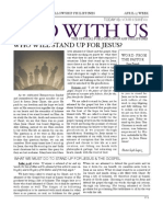 AHF Chronicle Week of April 15