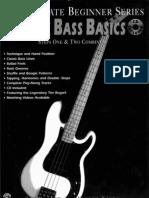 Bass - Rock Bass Basics