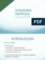 ESTEATOSIS HEPÁTICA