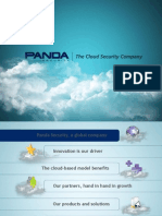 Panda Security Corporate Presentation 2012