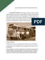 GESTÃO DE TRASPORTES