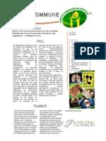 Newsletter ECVC 14 FR