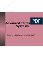 Advanced Terminology Systems