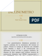 expoINCLINOMETRO