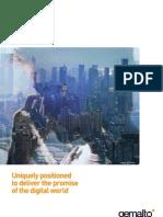 Gemalto Annual Report 2011