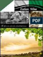 Wine Catalogo Italian Wine Selection