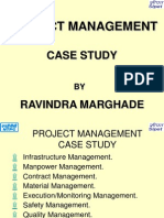 Case Study - Project Management
