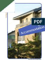 Korea Accommodation Guide