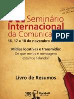 ANAIS SEMINÁRIO PUC-RS