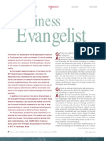 eBusiness Evangelist
