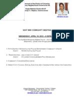 ANC 5A07 04-18-2012 Meeting