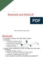 BluetoothMobileIP