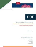 HNVN SD 002 Scrum Guideline Design