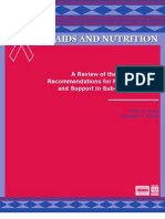 HIV and Nutrition