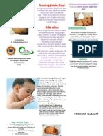 PKMRS Kuning Pada Bayi