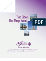 Dubai London Brochure