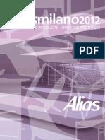 Alias News 2012 Catalogue