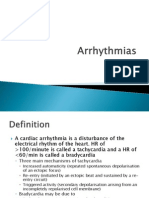 Arrhythmias