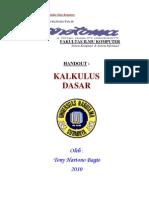 Calculus 2010