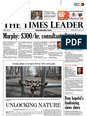 Times Leader 04-17-2012 | Plea | Indictment
