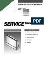 Service Manual SP43L2HX L63A(P)