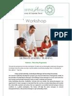 Ultimate Leadership Workshop