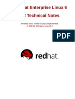 RHEL 6 - 6.2 Technical Notes