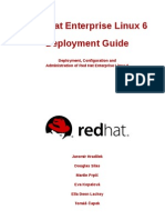 RHEL 6 Deployment Guide