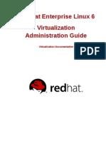 RHEL 6 Virtualization Administration Guide