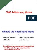 Addressing Modes&Instructions