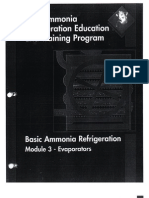 IIAR Ammonia Refrigeration Education And Training Program -- Module 3
