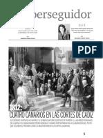 El perseguidor 89 - revista de limba spaniola din Tenerife