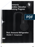 IIAR Ammonia Refrigeration Education And Training Program -- Module 4