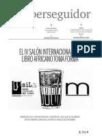 El perseguidor 91 - revista de limba spaniola din Tenerife