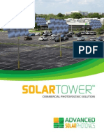Advanced Solar Photonics SolarTower Flyer