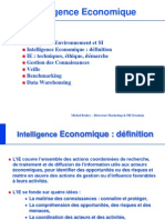 Introduction à l'Intelligence Economique