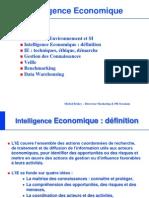 Introduction à l'Intelligence Economique