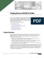 Bridging Between IEEE 802.1Q VLANs