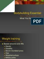 Bodybuilding Essential