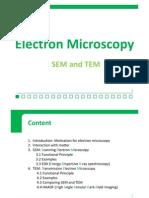 Electron Microscopy Forster