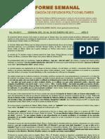 Informe Semanal Aepm 23-30ene11