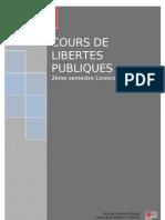 Cours de Libertes Publiques