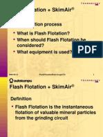 Flash Flotation SkimAir