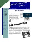 Octorara Elementary School Spring 2012 Newsletter