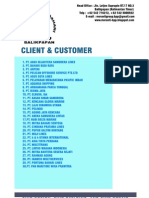 Client and Customer