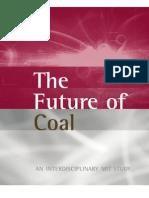 The Future of Coal