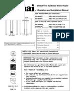 U290-665x0200_Condensing_Manual_EN_FR_1-2010