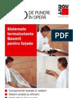 Termosistem-Ghid_opera Baumit EPS