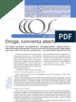Boletim Ecos Jovens - 2 - Droga - Conversa Aberta