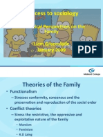 Theories on Family